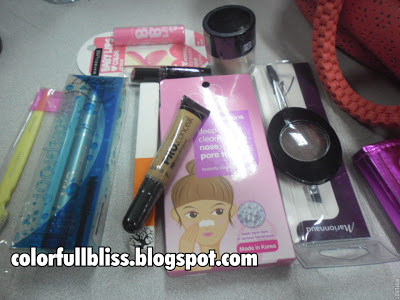 Watsons Make Up Haul