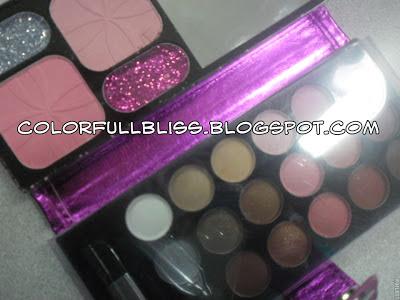 Review: Beauty Treats Wallet Palete