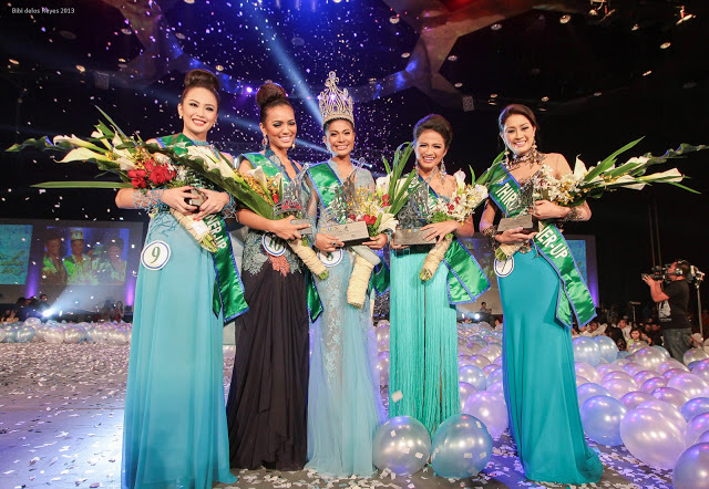 Miss Cebu 2013 Winners