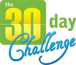30 DAY MAKE UP CHALLENGE