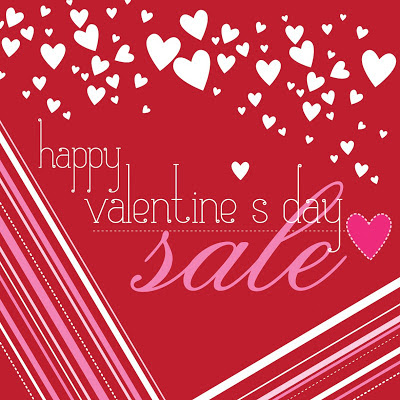 Valentine SALE!!!