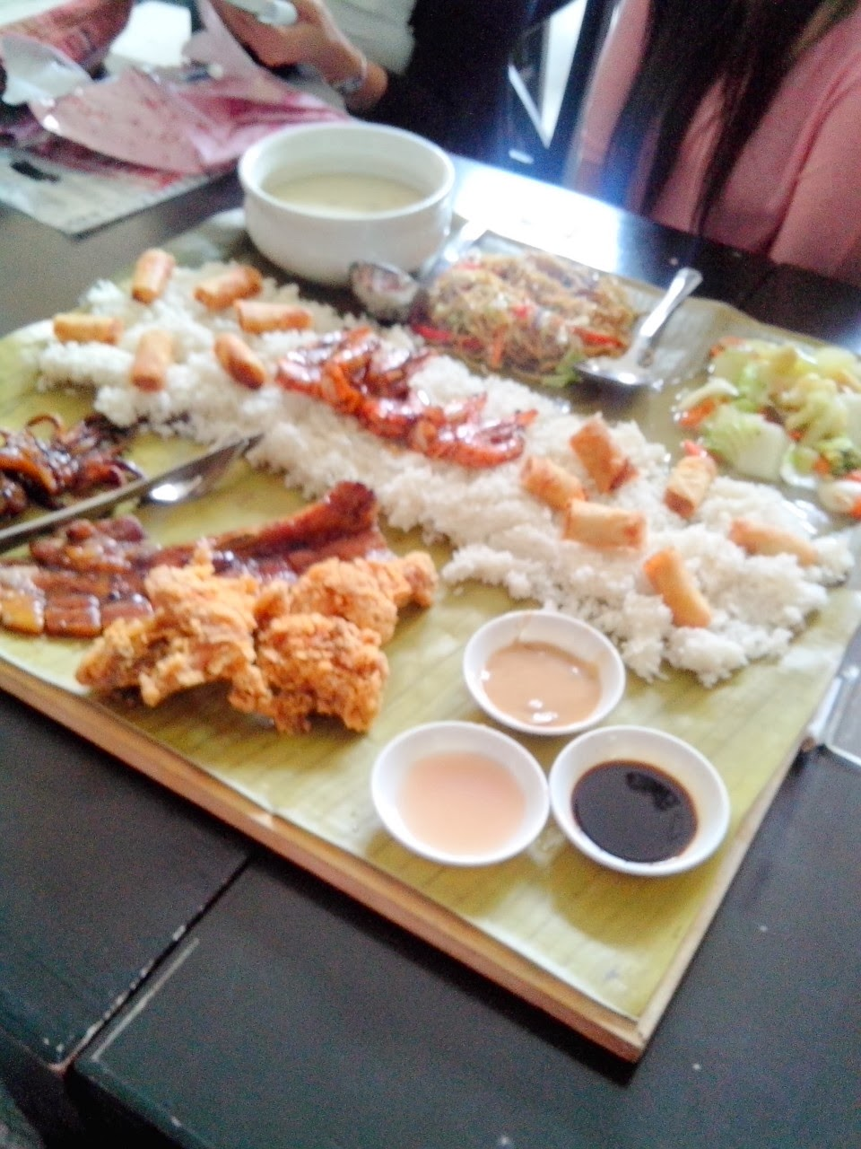 Food Trips: Birthday Boodle at Captain A's