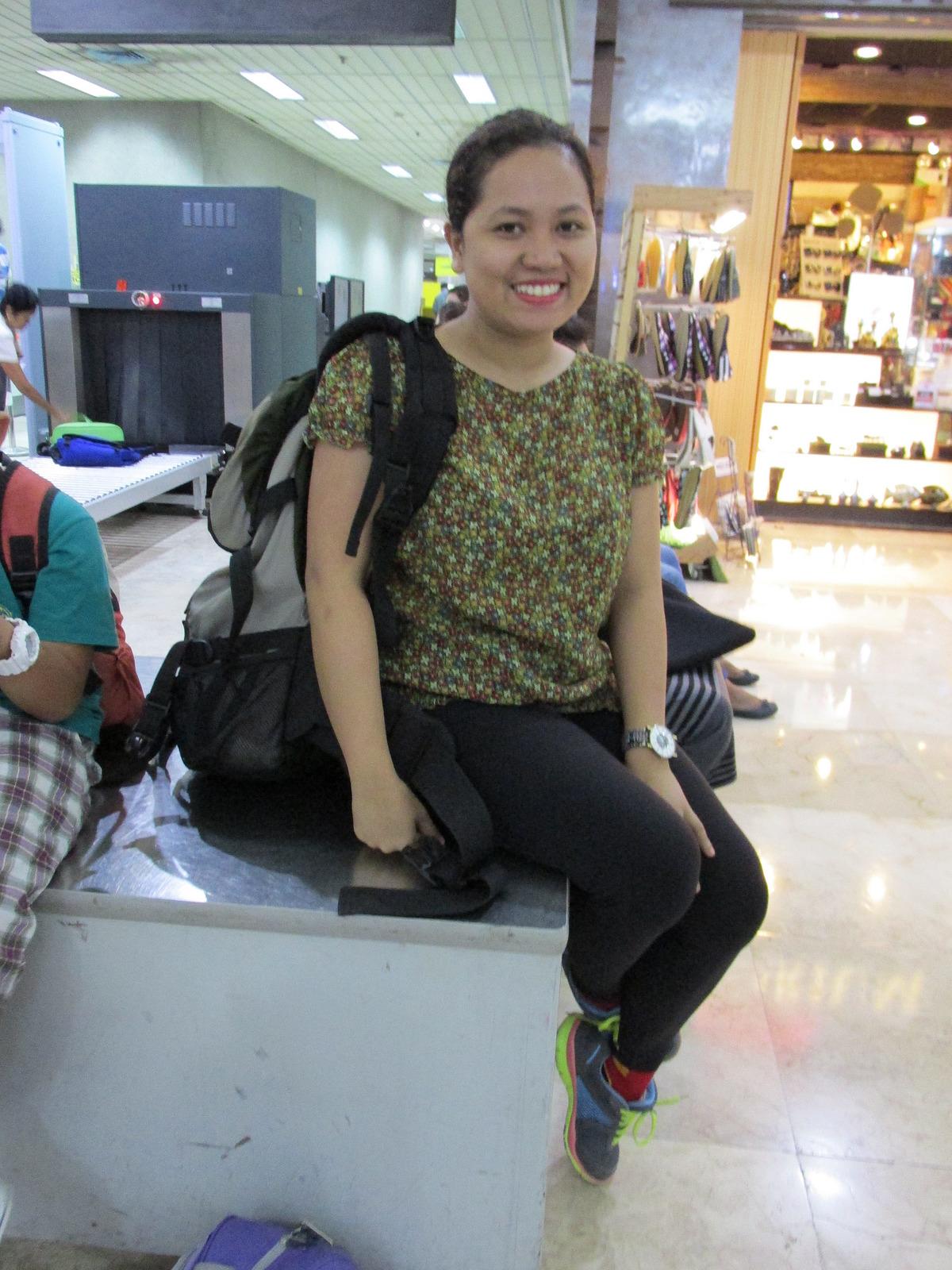 Manila Trip ( Day 1 )