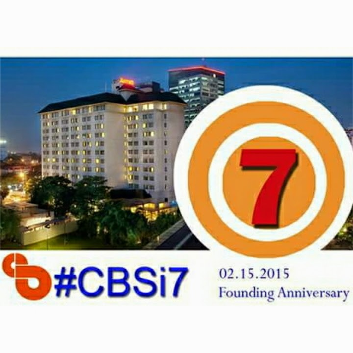 CBSi celebrates 7th at Marriott Hotel Cebu