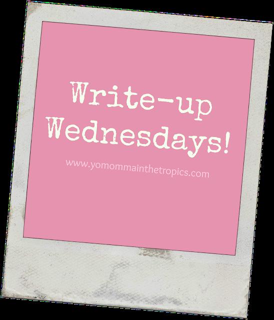 Write-Up Wednesday!