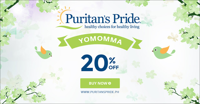 Spotlight: Puritan's Pride now available in the Philippines