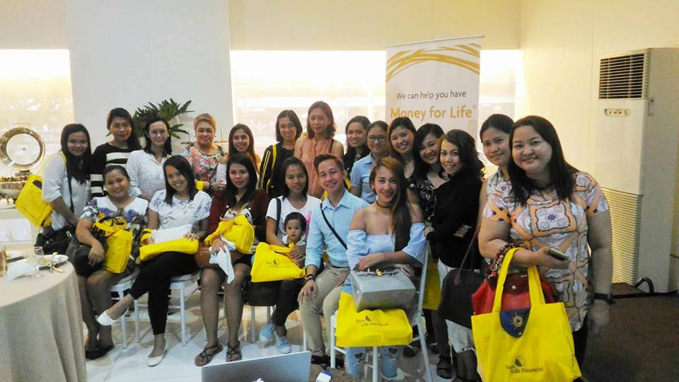5 Things I learned from Sun Life's Mom's Day Out Talk