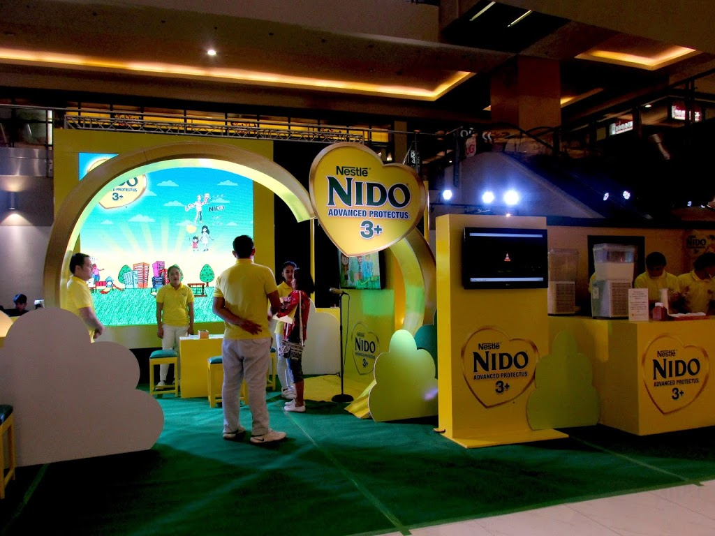 LOVE THAT PROTECTS: NIDO ADVANCED PROTECTUS 3+