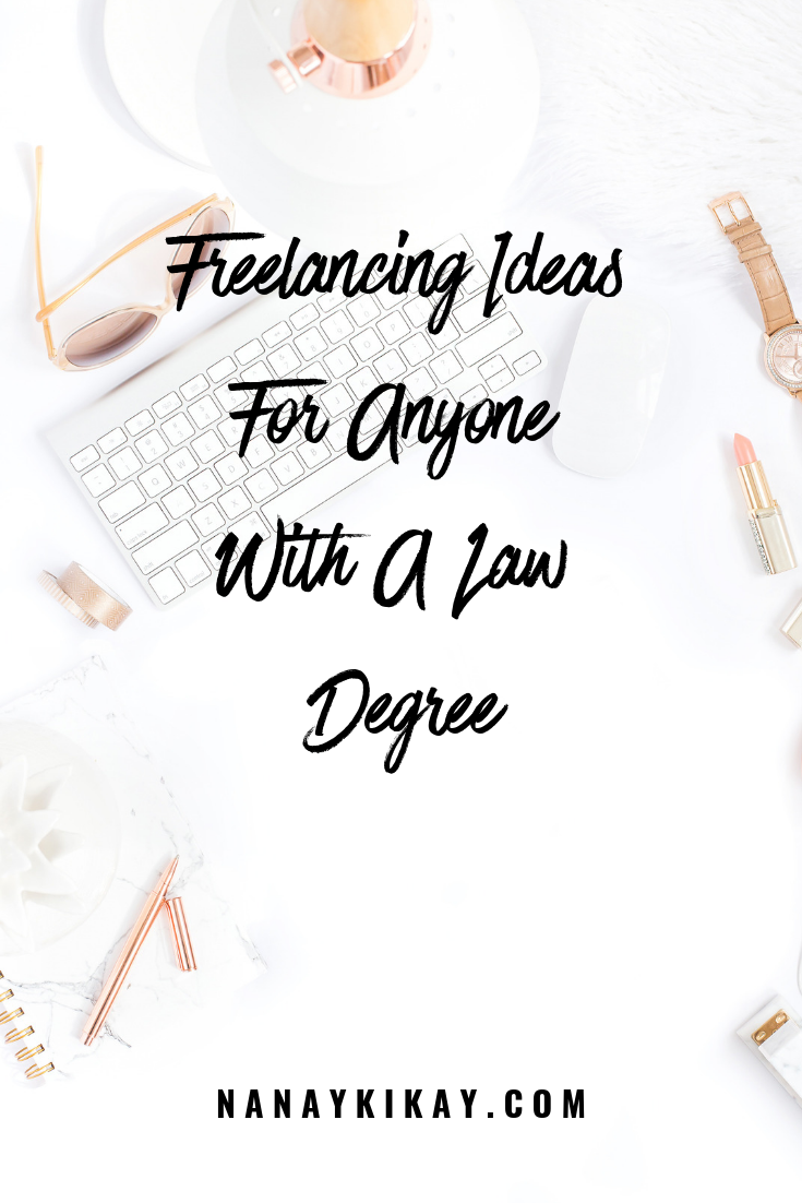 freelancing ideas for lawyers