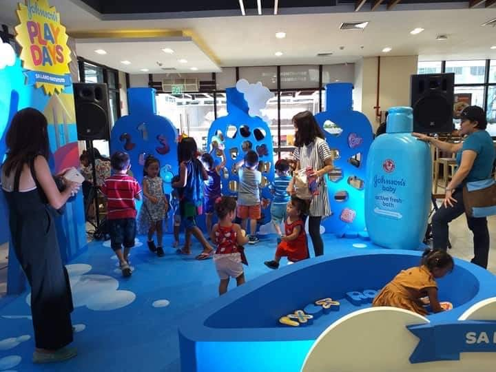 JOHNSON'S® Play Days 2019 Goes Regional to Bring Exciting Play Zones to Three Cities