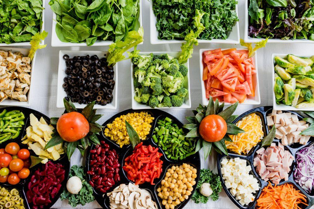 green salad ideas
