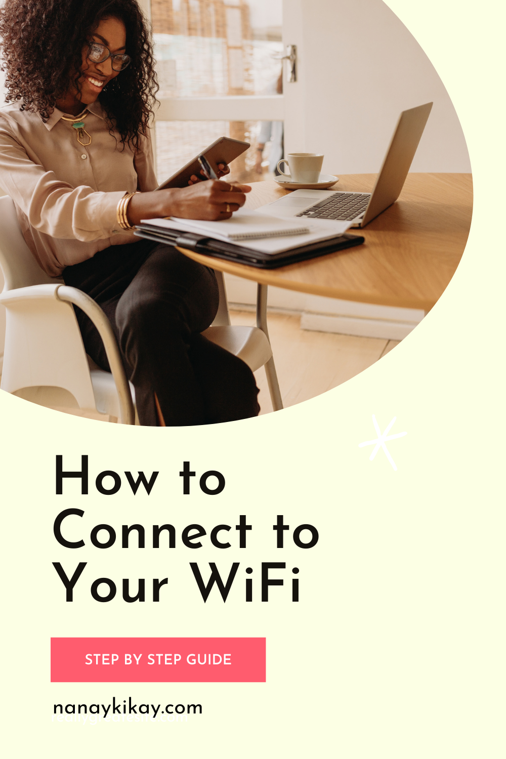 how to connect with your home wifi